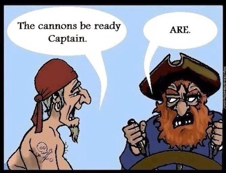 LOTM grammar pirates