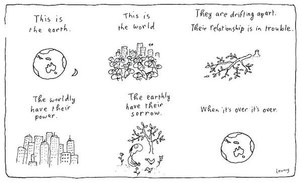 Leunig over