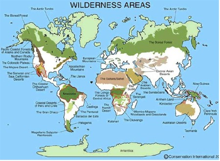 WildernessAreas