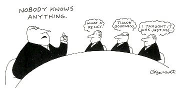 barsotti nobody knows anything