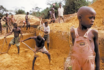 blood diamonds essay blood diamonds photo essay