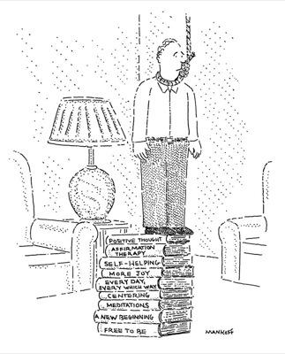 bob mankoff suicide cartoon