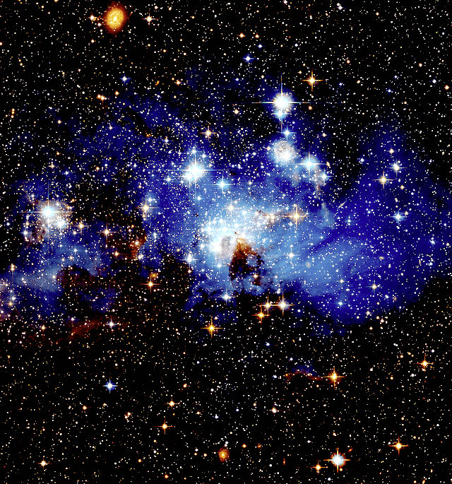 magellanic cloud NASA