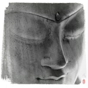via ando perez buddha carving