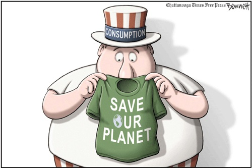save our planet clay bennett